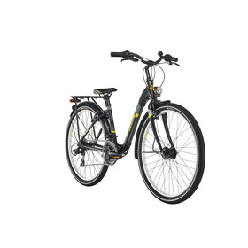 s'cool chiX 26 21-S - Vélo junior Enfant - alloy gris